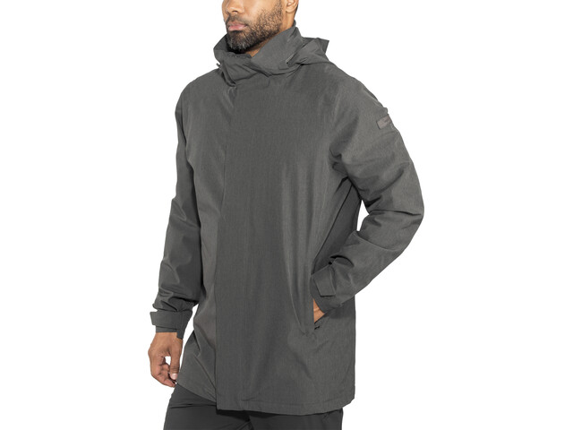 Bergans Oslo 2L Insulated Jacket Herr solid charcoal mel